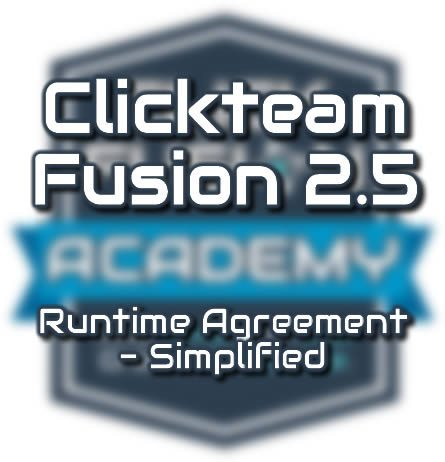 Clickteam Fusion Runtime Agreement