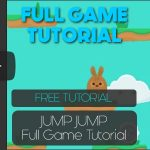 Free Clickteam Video Tutorial – JumpJump