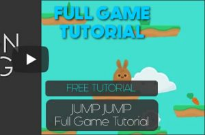 Free Clickteam Video Tutorial – JumpJump