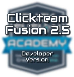Clickteam Fusion 2.5 Developer Version