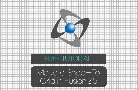 Snap to Grid in Fusion 2.5