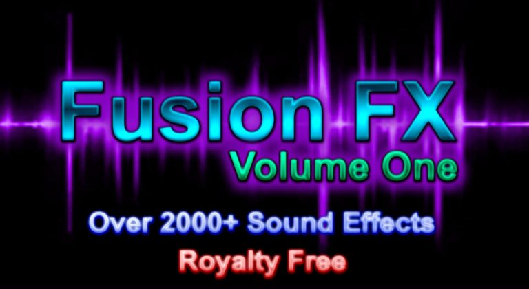 Fusion FX Sound Effects