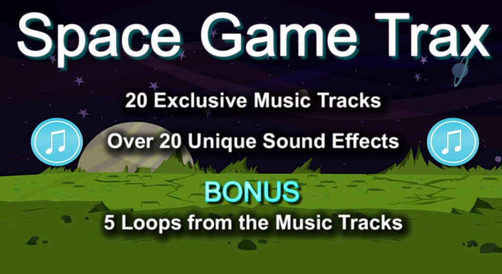 Space Game Music Tracks