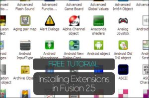How to Install Extensions in Fusion 2.5