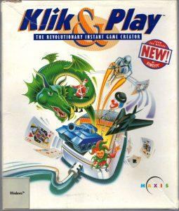 Klik n Play Cover