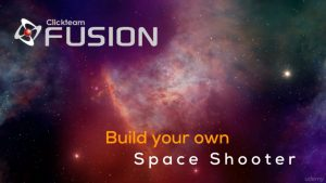 Clickteam Fusion Space Shooter