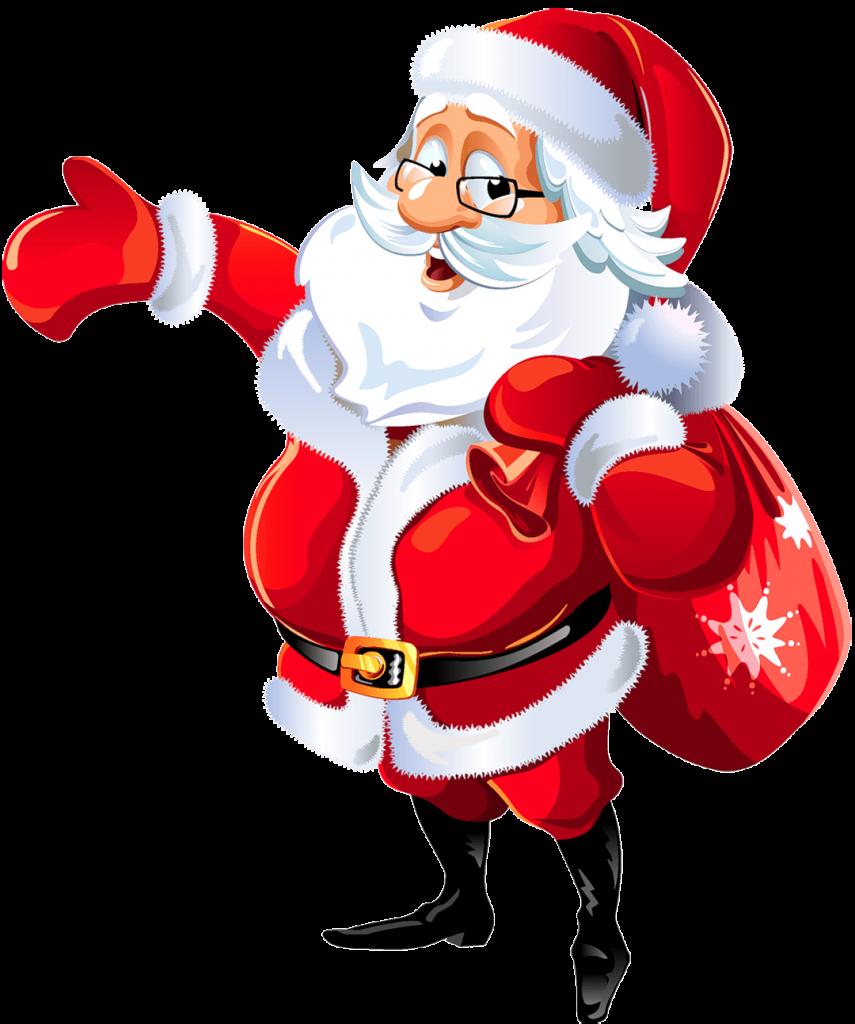 Clickteam Santa