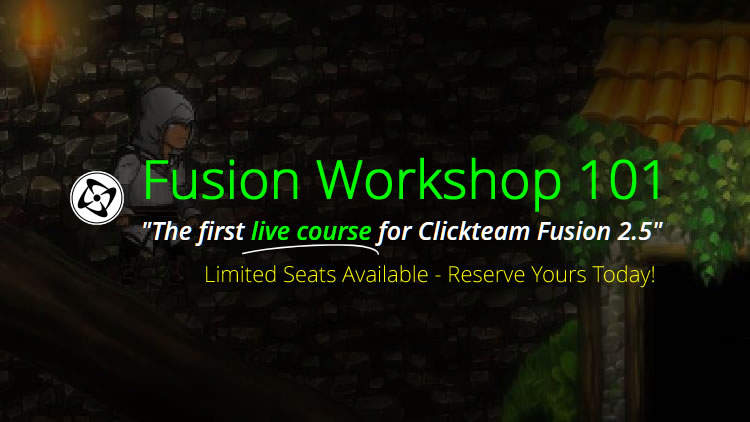 Fusion 2.5 Workshop 101
